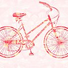 The Tattoo Bycicles-  Pink Dream Tattoo by DreaMground