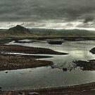 Iceland - with the strokes by Patrycja Makowska