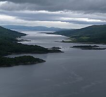 Kyles of Bute by Adamdabs