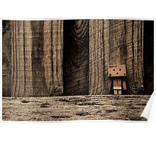 "Danbo - New ""Ranbo Wood"" Poster"