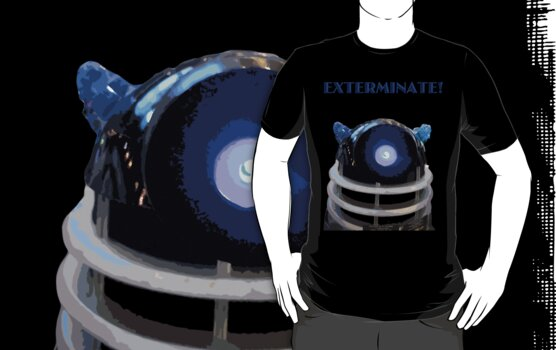 EXTERMINATE by MarkYoung