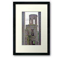 Tower, Blarney Castle Framed Print