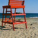 Beach Chair by Laura Dandaneau