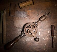 Furniture Maker Stills No. 12 by Toky Photography