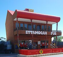 The Ettamogga Pub in Cunderdin by Adrian Kent