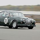 Jaguar MKII by Willie Jackson