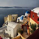 Santorini - Robyn Lakeman by Robyn Lakeman