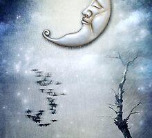 XVIII. The Moon by Oihane Molinero