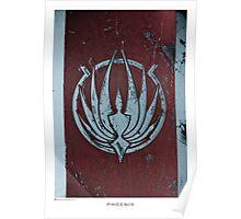 PHOENIX [Battlestar Galactica] Poster