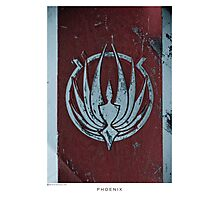 PHOENIX [Battlestar Galactica] Photographic Print