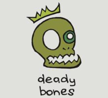 deady bones king by Alex Boxsell