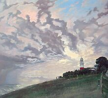 Drama at George Town Lighthouse by Pieter  Zaadstra