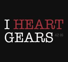 i heart gears by 42x16cc