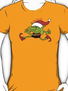 Merry Christmas Santa's Elf T-Shirt