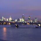 Thames view by CharlyBoy
