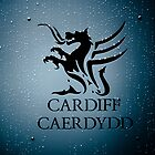 Cardiff - The Dragon in The Rain by Stanley Tjhie