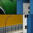 Berlin Urban Fragments by TalBright