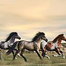 Running Free by Walter Colvin