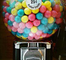 Cotton Candy Gum by angelandspot