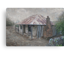 Beyers Cottage Canvas Print