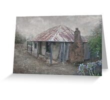 Beyers Cottage Greeting Card