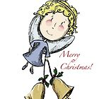 Little Christmas Angel by Rosie Harriott
