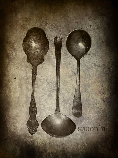 Vintage Spoon'n by Myillusions