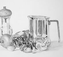 Still Life#2 by Jill Tisbury