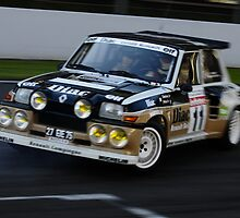 R5 turbo - Jean Ragnotti by CharlyBoy