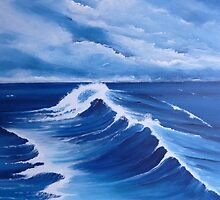 Wave by Shelagh Linton
