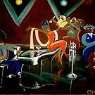 Crimson Crooner by Rory  Moorer