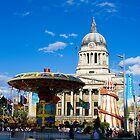Nottingham Riviera by Andrew Simner