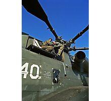 USMC CH-53 Super Stallion Photographic Print