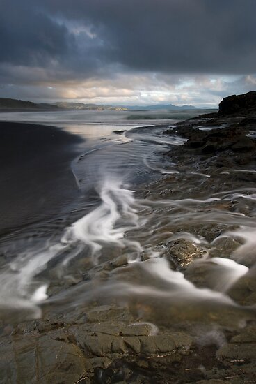 Recycled Waves. by Michael Treloar