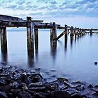 The Old Pier by StuartStevenson