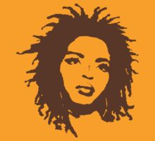 Lauryn Hill by hunekune