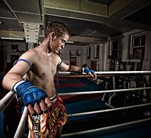 Ty Muay Thai - Ring Side by hangingpixels