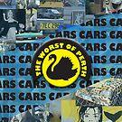 Cars Calendar Cover by TheLazyAussie