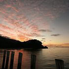 Dusk - Palm Cove jetty, Cairns by Anna Koetz