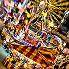 Sideshow Alley by Rich Evans