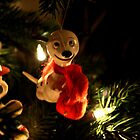 Christmas Teddy by terrebo
