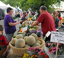 Ogden's Farmer's Market 2009 by Jan  Tribe