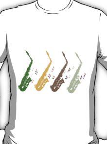 SaxophoneT-Shirt T-Shirt