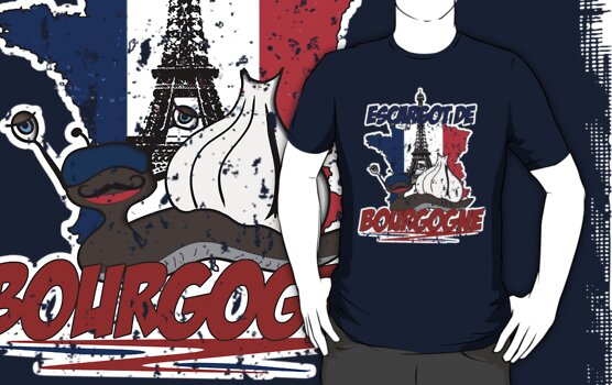 French t-shirt by valizi