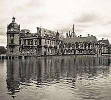 Chantilly Castle by Julien Tordjman