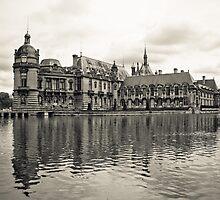 Chantilly Castle by Julien Tordjman
