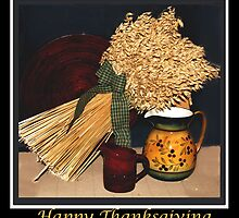 Happy Thanksgiving !!! by Brenda Dow