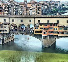 Ponte Vecchio by andreisky