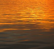 Water Waves Effects(sunset) by robertpatrick