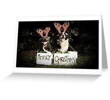 Merry Christmas!! Greeting Card